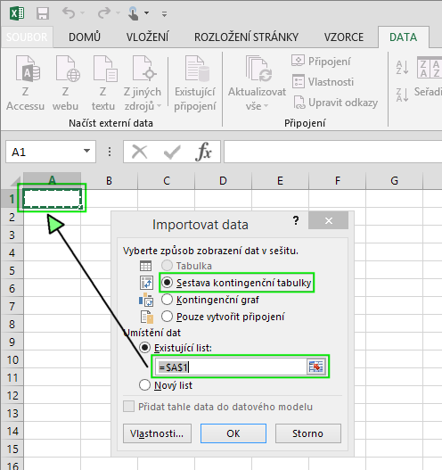 Excel-Connection-To-SSAS-Cube-Insert-Pivot-Table