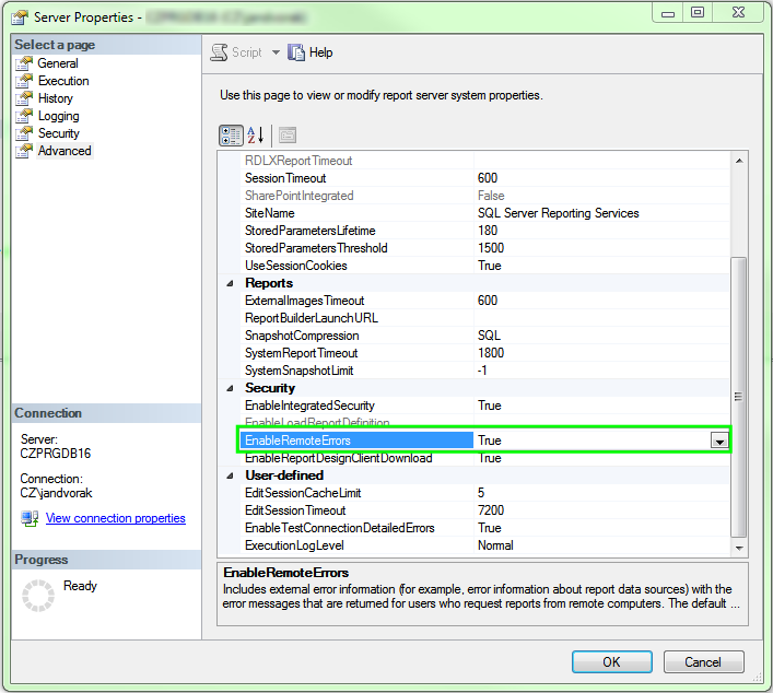 SSRS-Enable-Remote-Errors-4