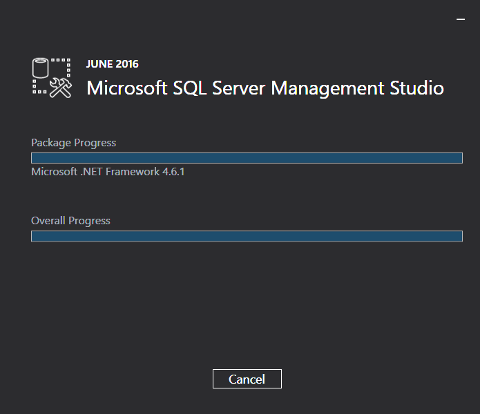 04-SQL-Server-2016-Management-Studio-Installation