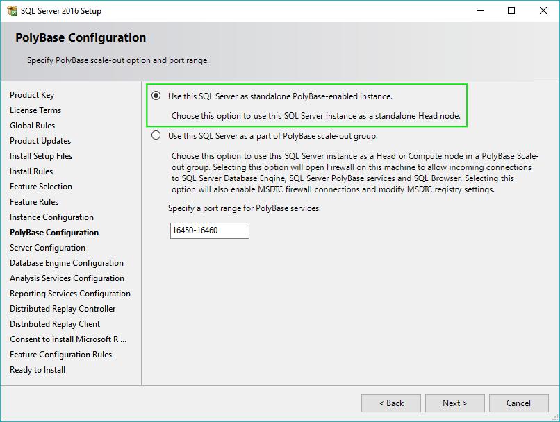 09-Installing-SQL-Server-2016-PolyBase-Configuration