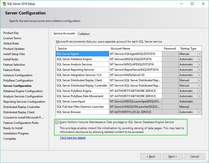 10_Installing-SQL-Server-2016-Server-Configuration