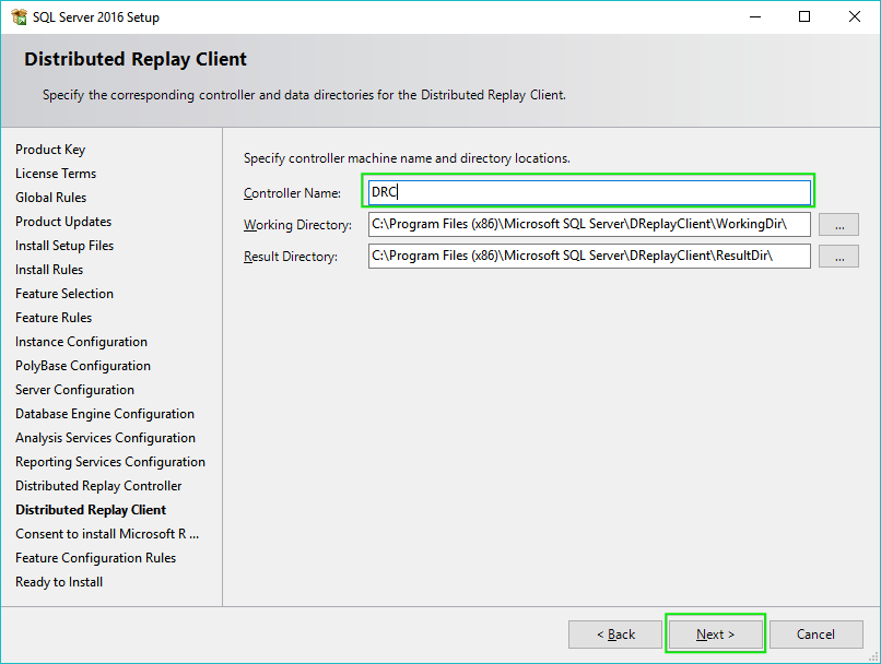 19_Installing-SQL-Server-2016-Distributed-Replay-Client